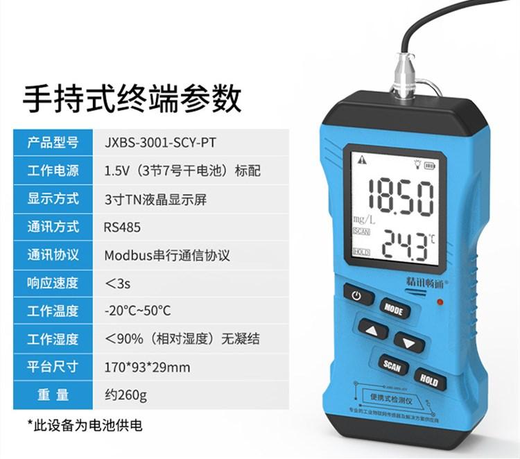 便携式土壤速测仪