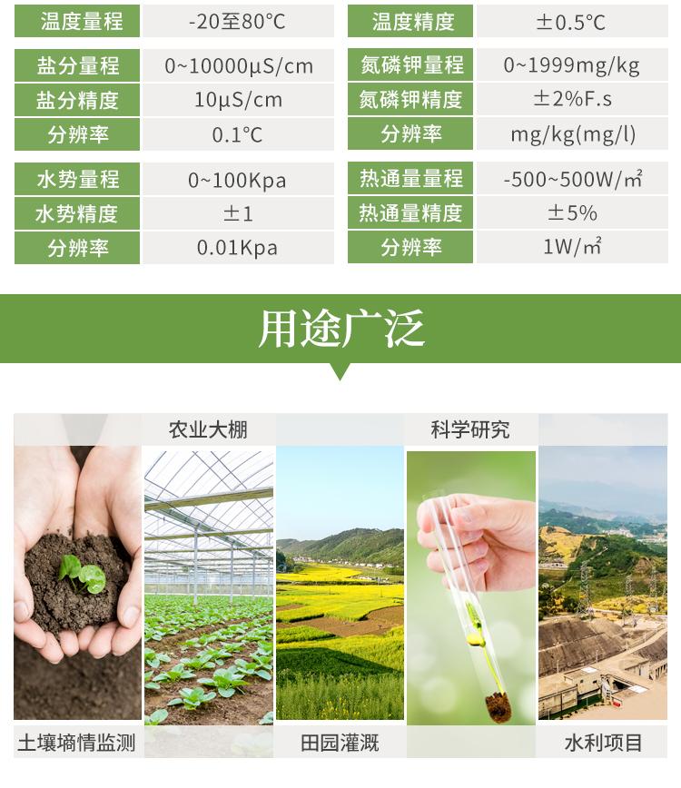 土壤墒情检测仪