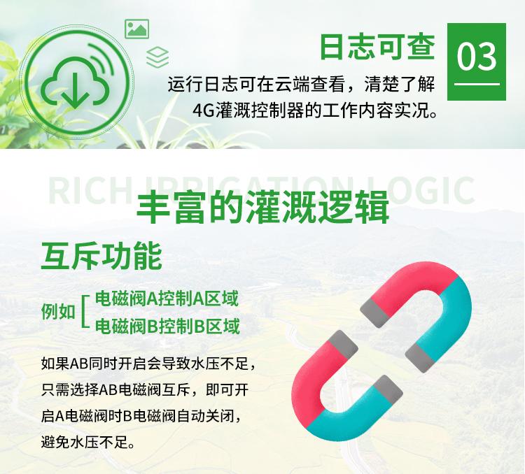 4G灌溉控制器