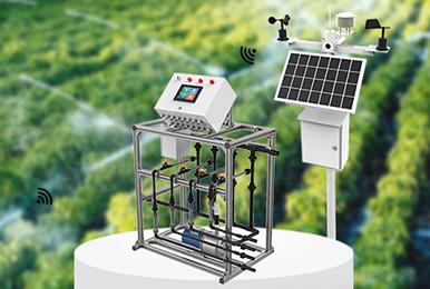 智能自动灌溉解决方案