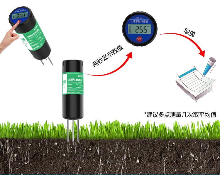 土壤氮磷钾传感器的介绍