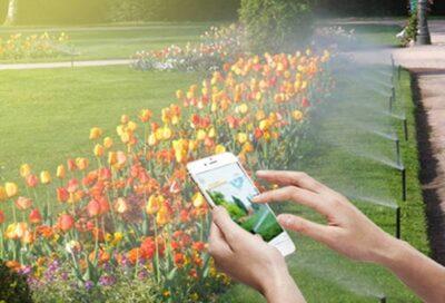 花园灌溉系统